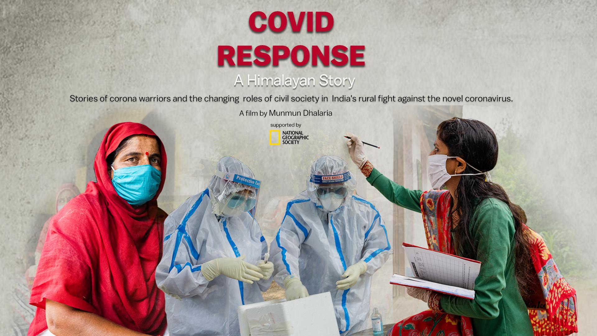 Covid response ~ A Himalayan Story