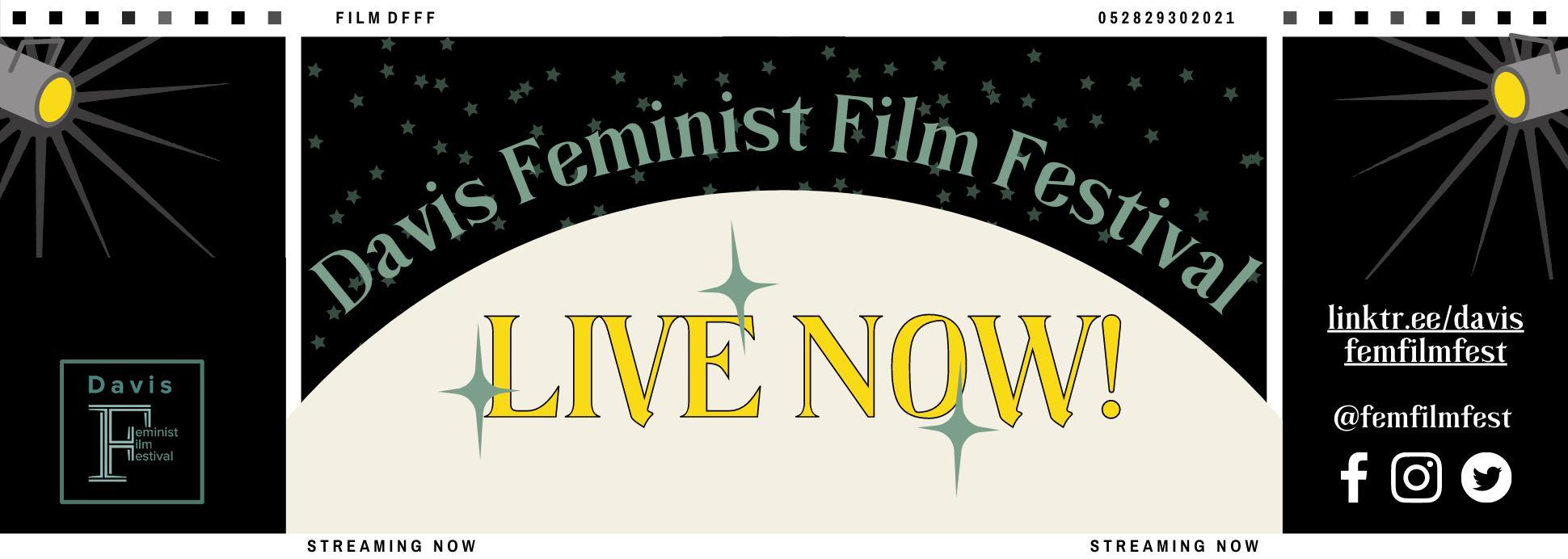 Davis Feminist Film Fest 2021